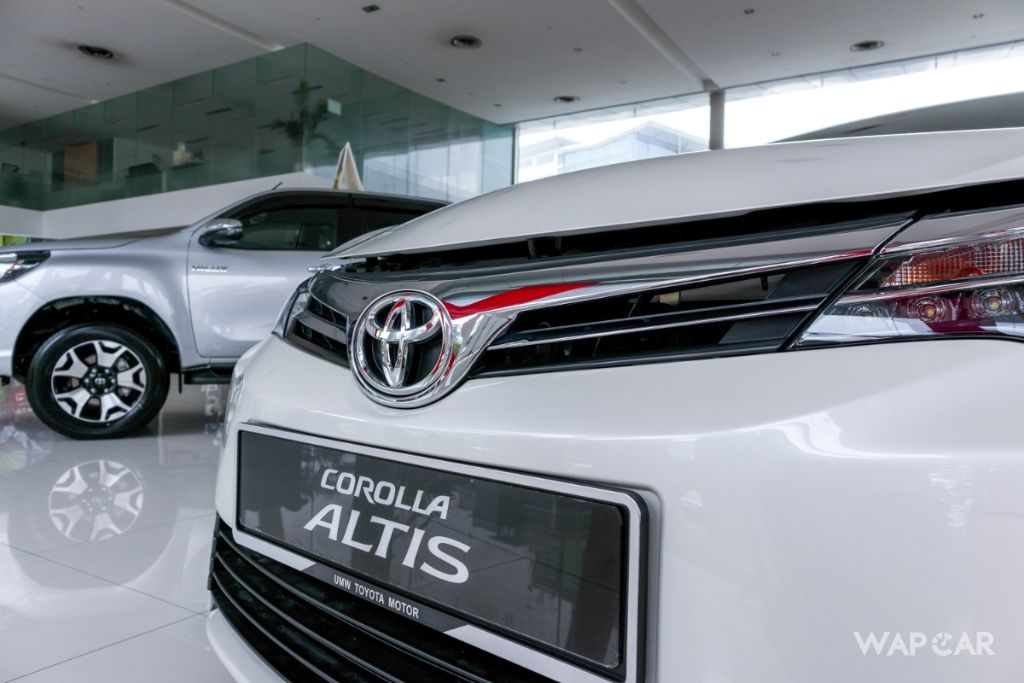 2018 Toyota Corolla Altis 1.8G Others 008