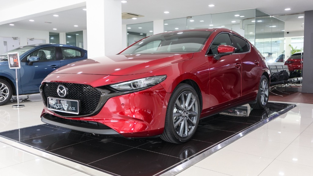 2019 Mazda 3 Liftback 2.0 SkyActiv High Plus Price, Reviews,Specs,Gallery In Malaysia   Wapcar