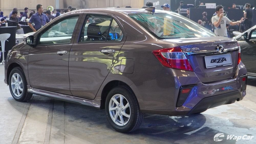 2020 Perodua Bezza 1.0 GXtra 1.0 AT Others 006
