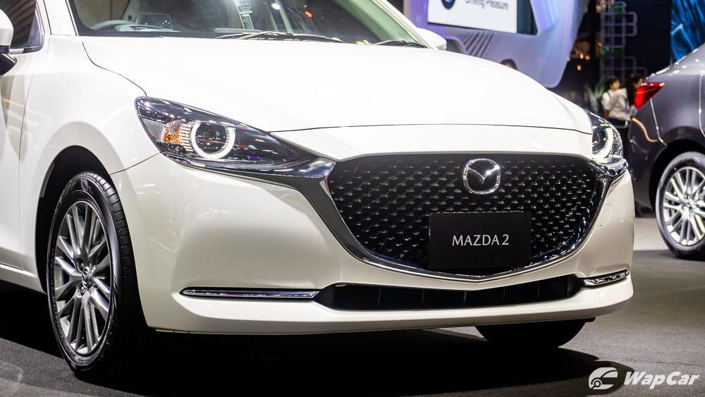 New 2020 Mazda 2 Facelift Still The Most Expensive Looking