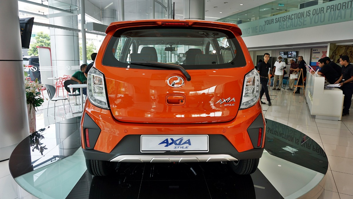 2019 Perodua Axia Style 1.0 AT Others 007