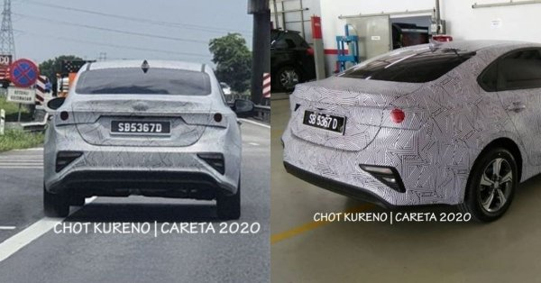 Spied: All-new 2020 Kia Cerato caught, Malaysia debut soon?