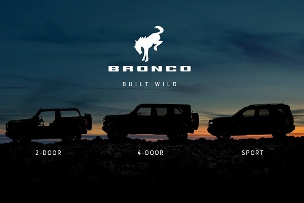 2021 Ford Bronco to launch on 13 July, fights Jeep lineup