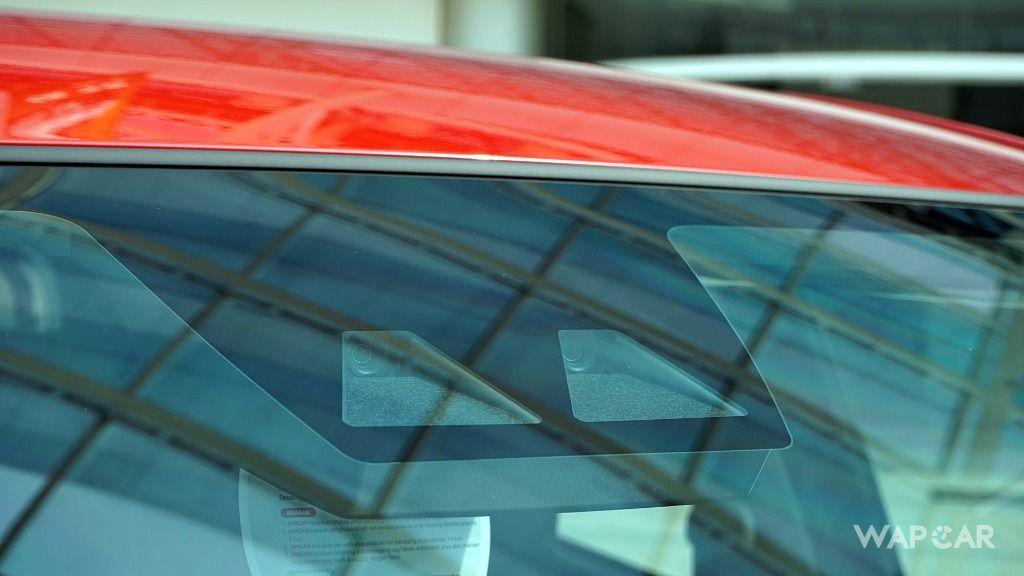 2018 Perodua Myvi A.S.A sensors