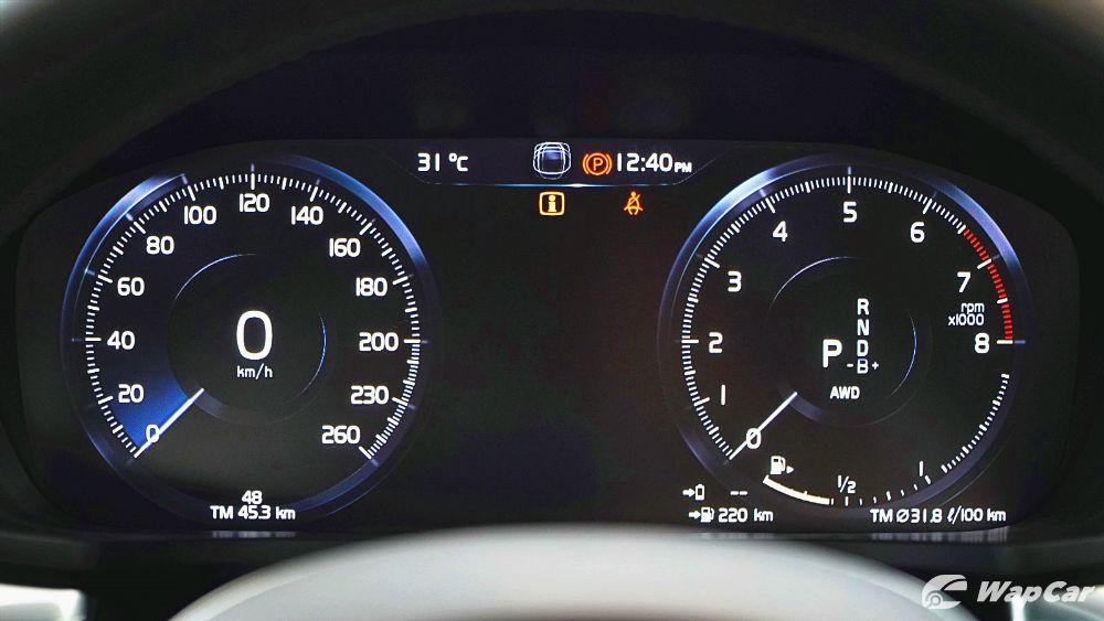 2020 Volvo S60 T8 PHEV R-Design Interior 009