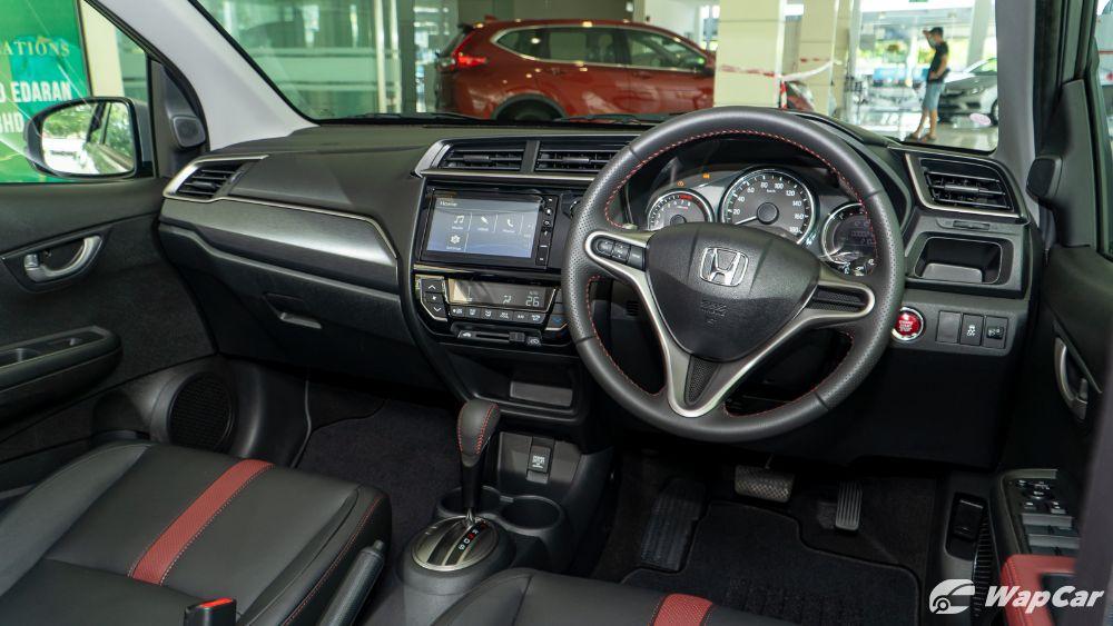 2020 Honda BR-V 1.5L V Interior 002