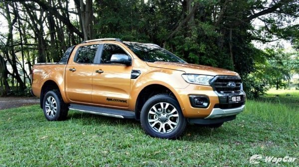 Ford is helping you save up to RM 9k when you purchase a new Ford Ranger