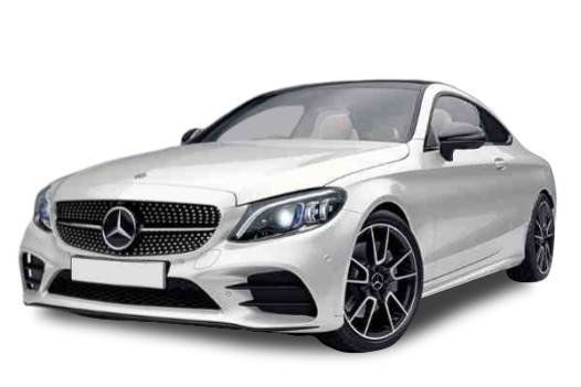 2019 Mercedes-Benz C-Class Coupe C 200 AMG Line