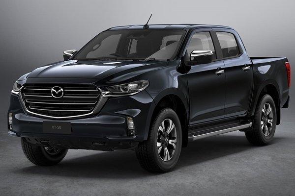 Mazda injected some Kodo into Isuzu D-Max, debuts all-new 2020 Mazda BT-50