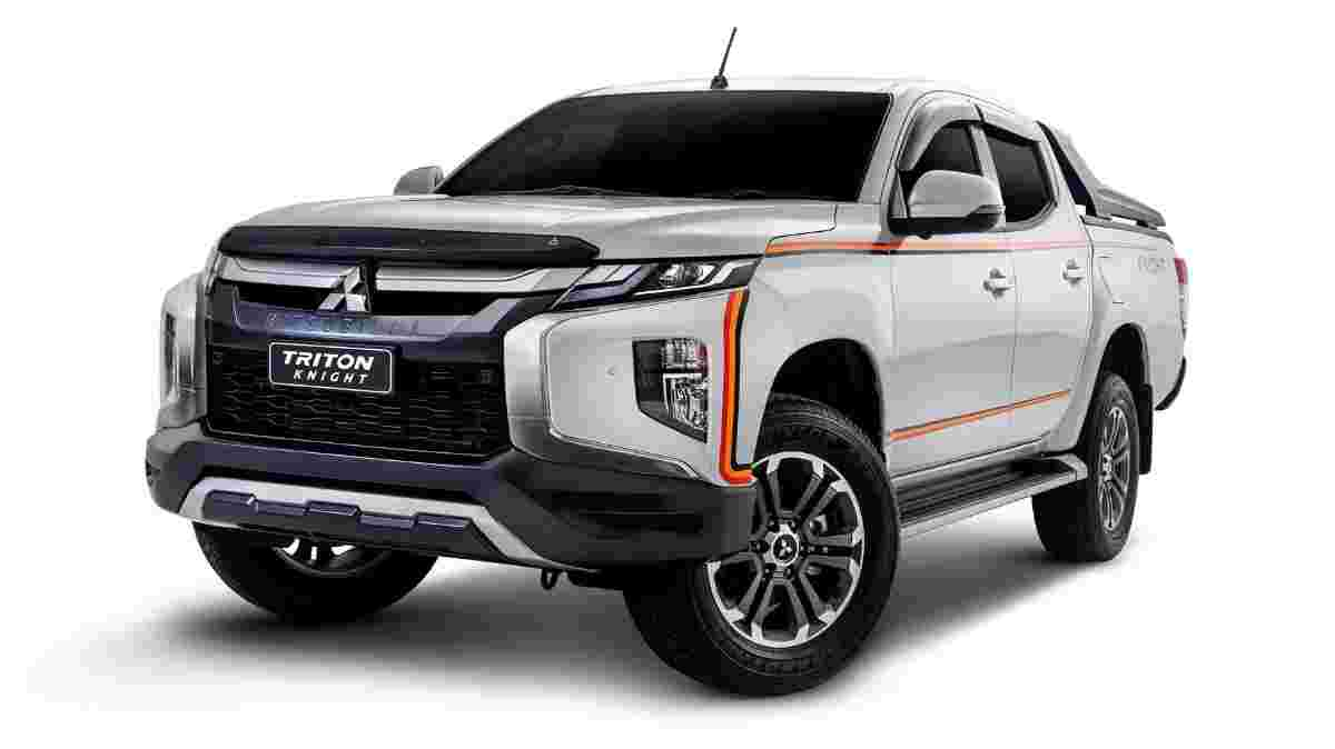 2020 mitsubishi triton upgraded with extra features  wapcar