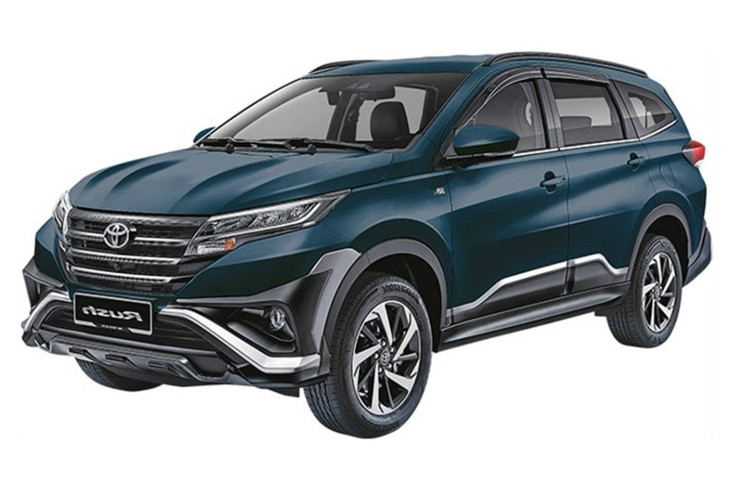 Toyota Rush (2019) Others 002