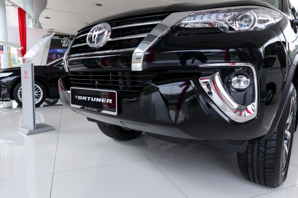 2018 Toyota Fortuner 2.7 SRZ AT 4x4 Others 007