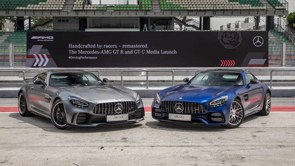AMG GT-{in} 01
