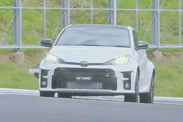CVT in the 2020 Toyota GR Yaris, wait...what?