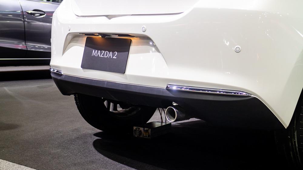 2020 Mazda 2 Hatchback 1.5L Others 008