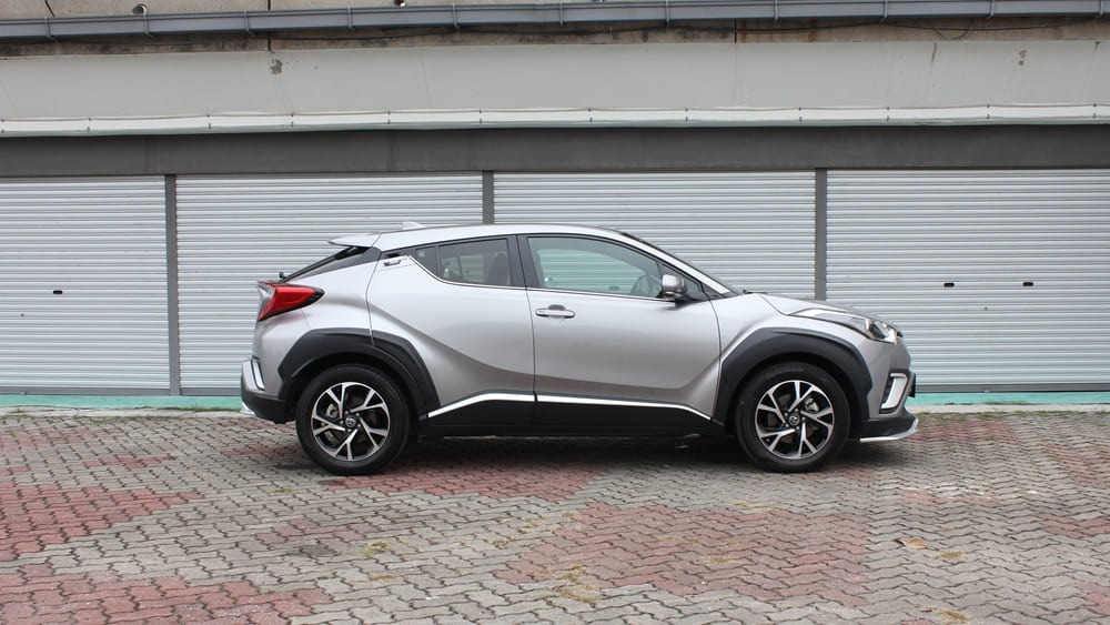 2019 Toyota C-HR 1.8 Others 003