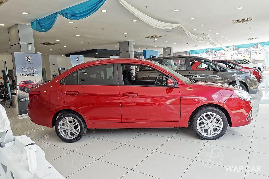 2018 Proton Saga 1.3 Premium CVT Others 004