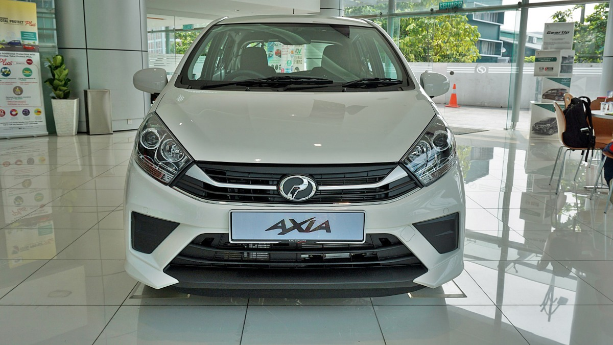 2019 Perodua Axia GXtra 1.0 AT Others 002
