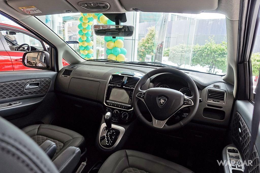 2019 Proton Exora 1.6 Premium CVT Interior 002