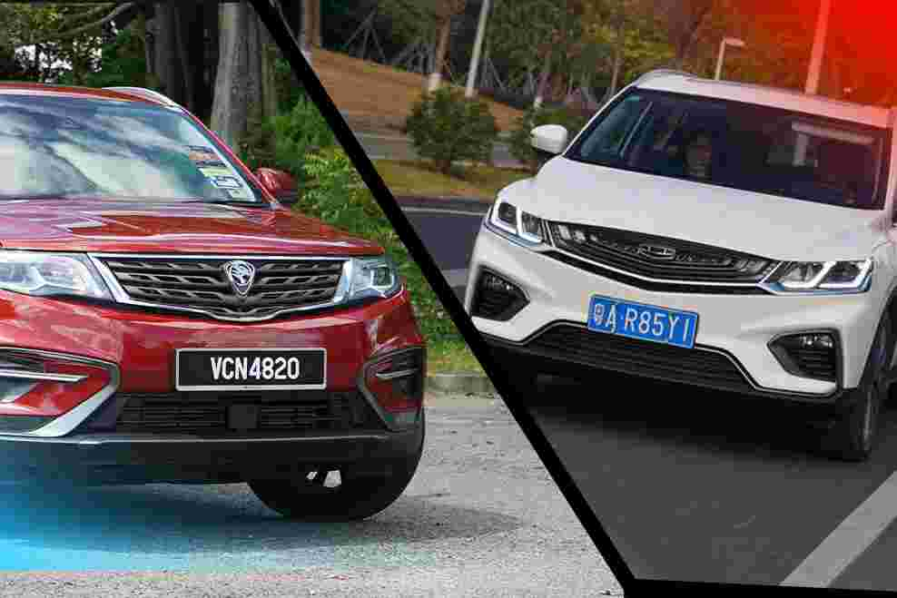 Two new Proton models in 2020, Proton X70 CKD and Proton X50!