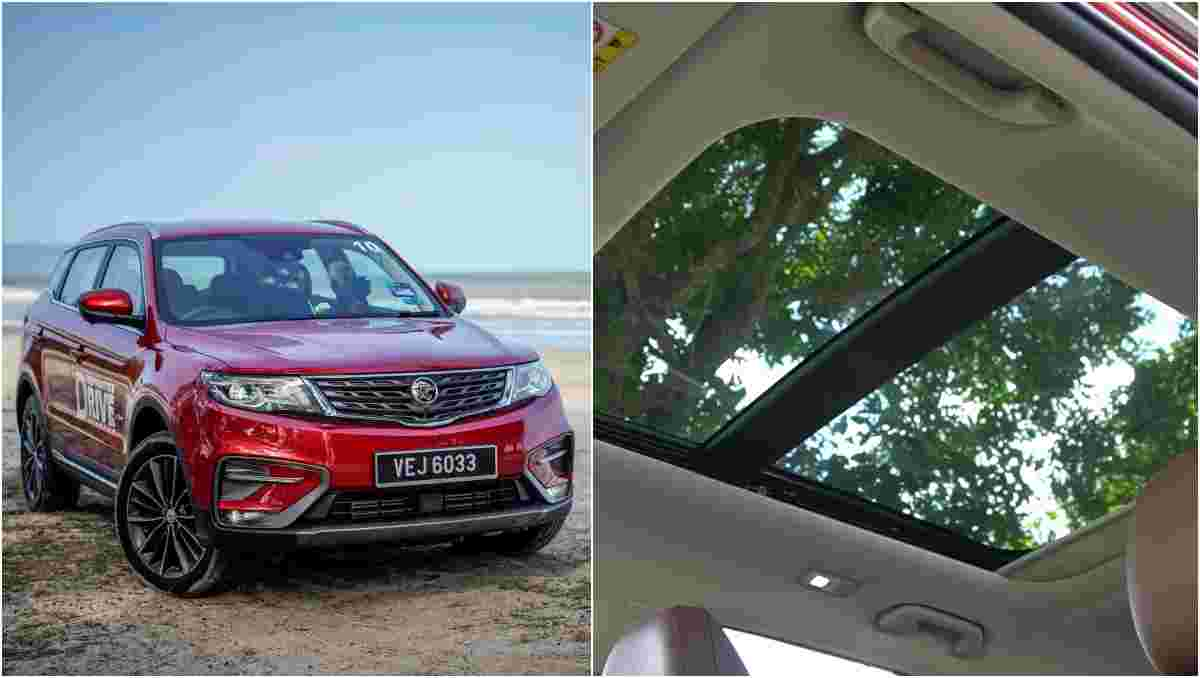 2020 Proton X70 CKD - Worth topping up RM 3,000 for the sunroof?