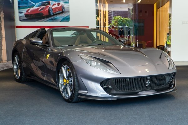 Ferrari 812 GTS lands in Malaysia, last Ferrari NA V12? From RM 1.5 mill before tax