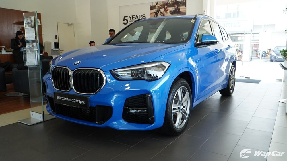 2020 BMW X1 sDrive20i M SPORT Others 010