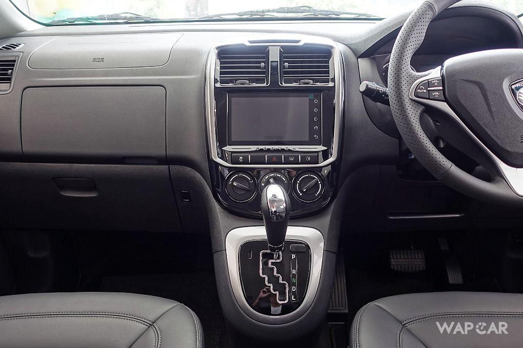 2019 Proton Exora 1.6 Premium CVT Interior 005