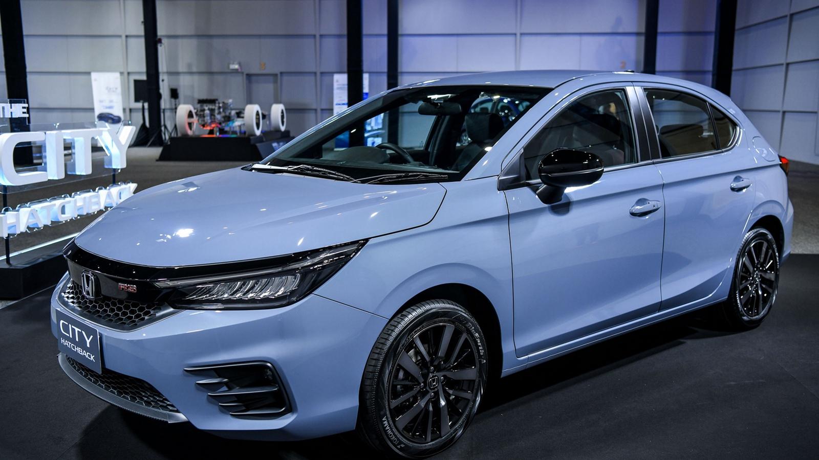 2021 Honda City Hatchback International Version Price ...