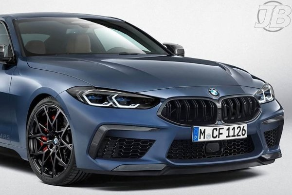 If the all-new 2020 BMW 4 Series (G22) were to look better... it would be boring