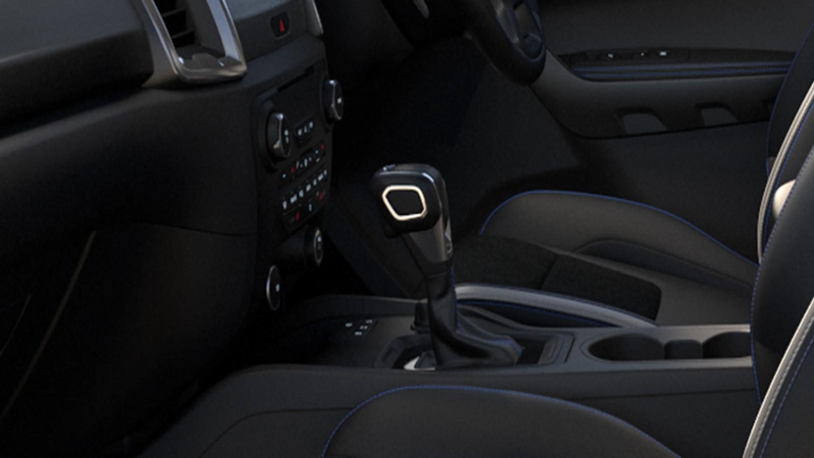 2020 Ford Ranger Raptor 2.0 Bi-Turbo Interior 005