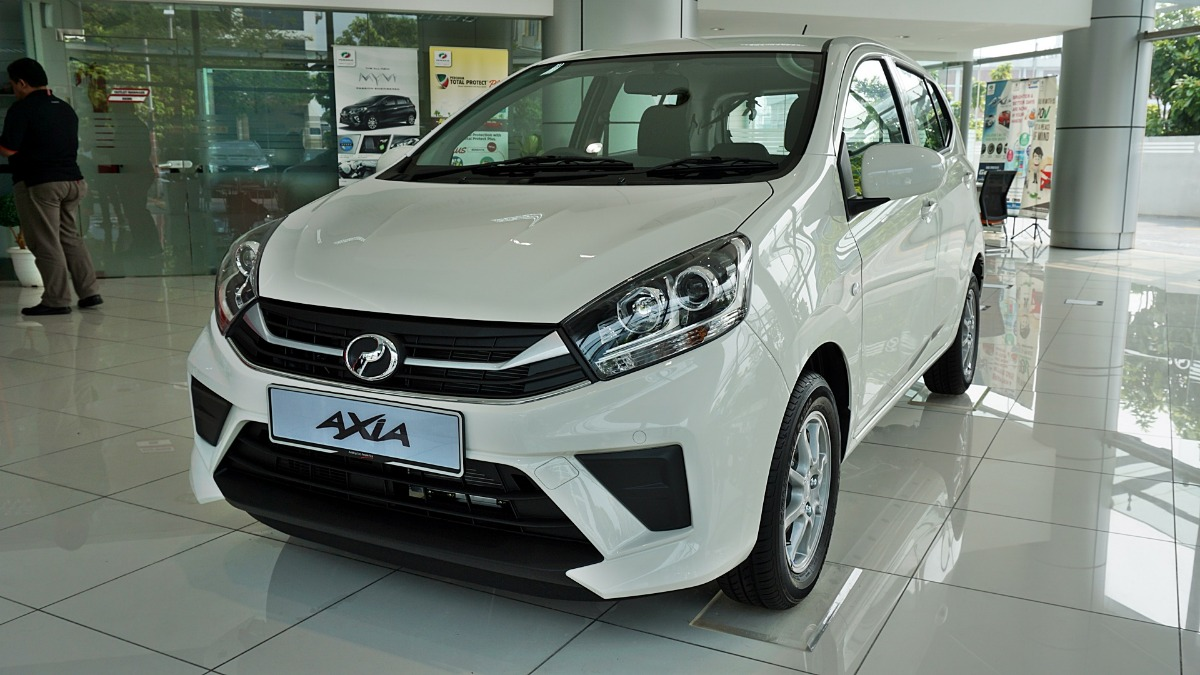 2019 Perodua Axia GXtra 1.0 AT Others 001