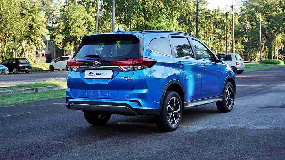 2019 Perodua Aruz 1.5 AV Price, Reviews,Specs,Gallery In Malaysia | Wapcar
