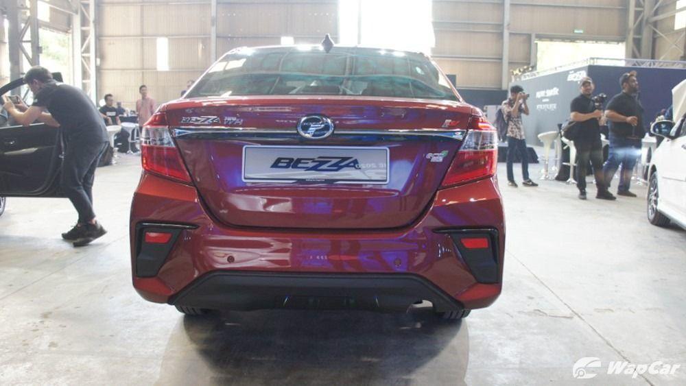 2020 Perodua Bezza 1.3 AV AT Others 008