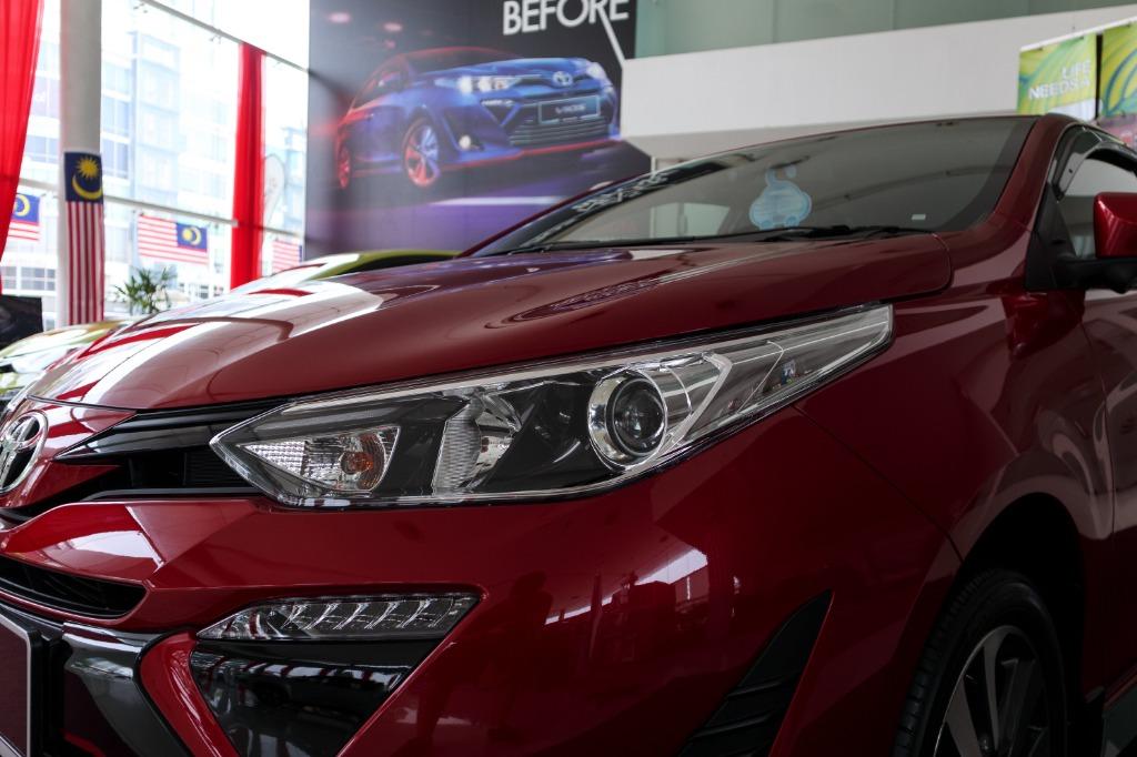 2019 Toyota Yaris 1.5E Others 009