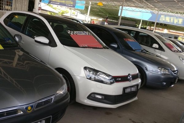 Be wary of hidden charges when buying a used car!