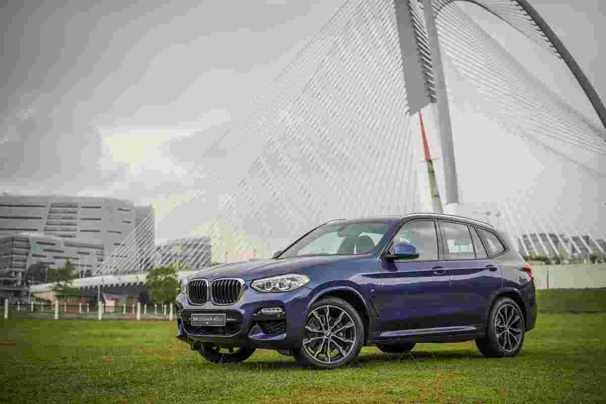 BMW Malaysia introduces CKD 2019 BMW X3 M Sport