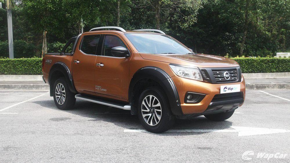 2018 Nissan Navara VL 2.5 (A) Exterior 003