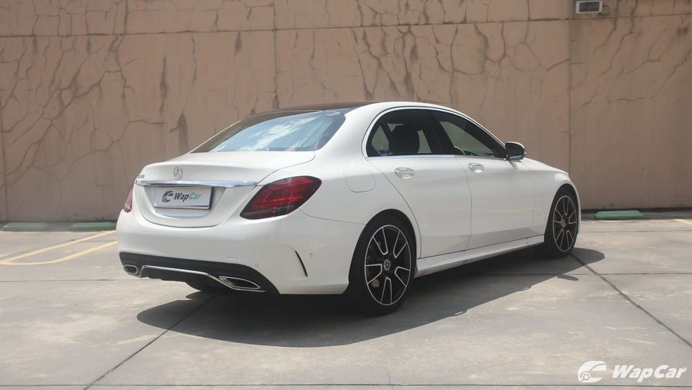 2018 Mercedes-Benz C-Class C 300 AMG Line Others 005