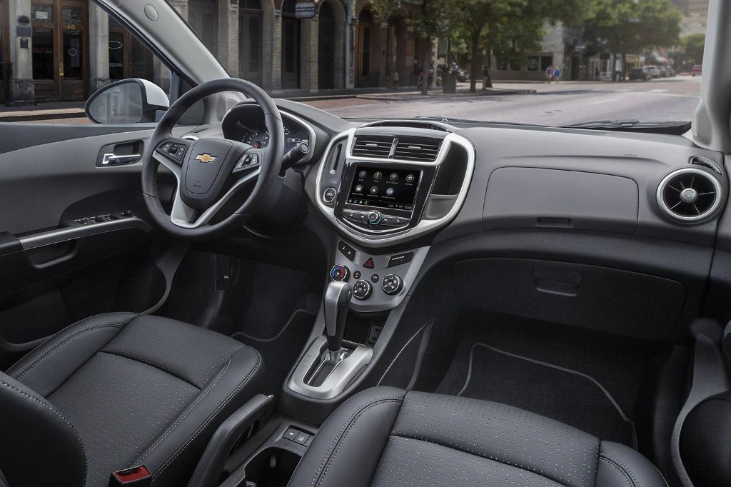 Chevrolet Sonic Sedan (2019) Others 001