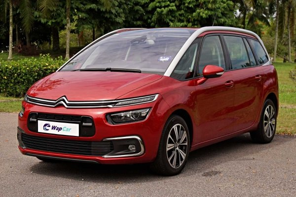 Review: Citroen Grand C4 SpaceTourer - Worth considering over the Nissan Serena?