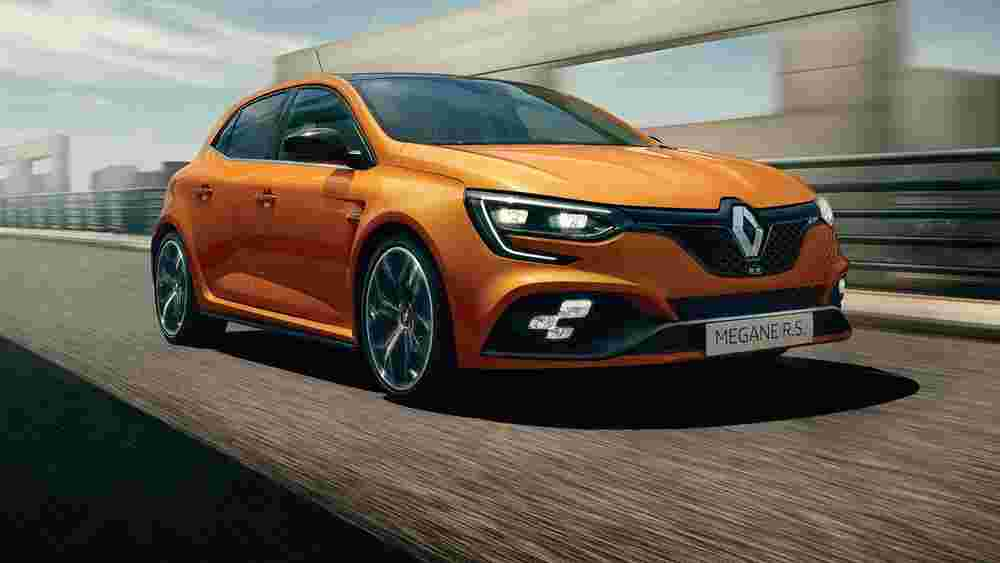 No strings attached, the 6MT, 280 PS Renault Megane R.S. 280 Cup is now available for subscription