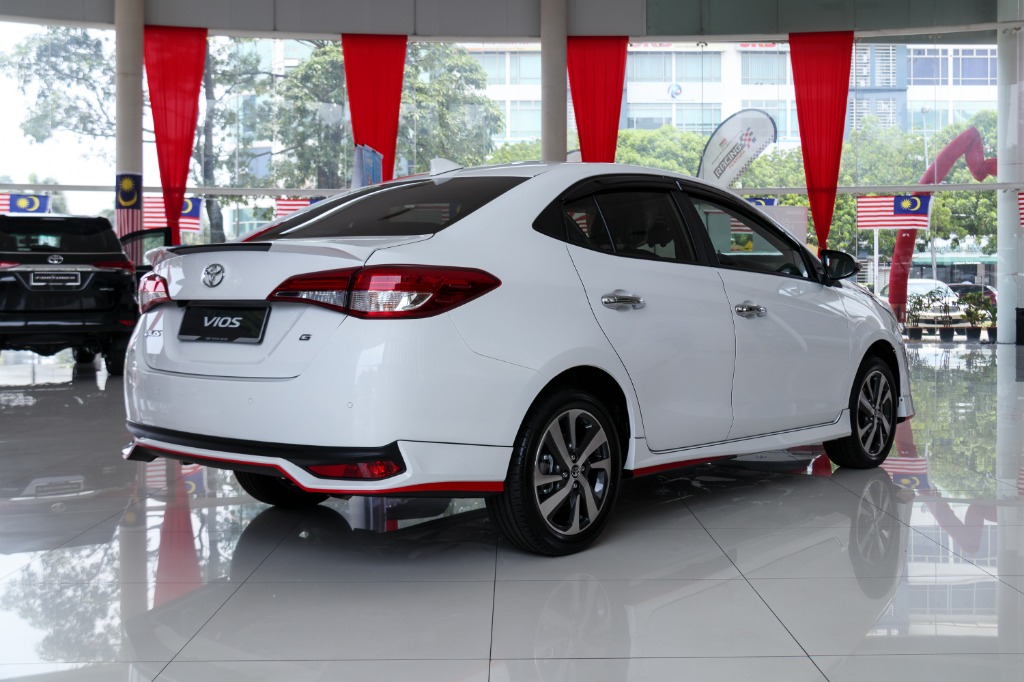 new model vios 2019-The car served me long enough. How much power does the new model vios 2019 engine make? How do i start?00