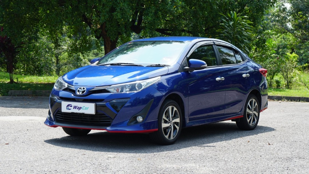2019 Toyota Vios 1.5G Price, Reviews,Specs,Gallery In Malaysia | Wapcar