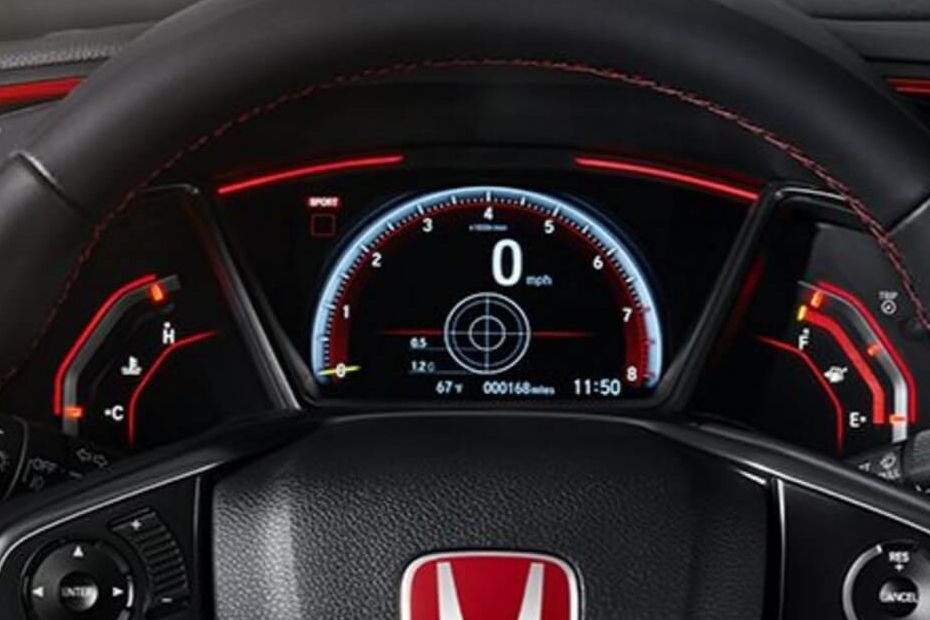 Honda Civic Type R (2018) Others 002