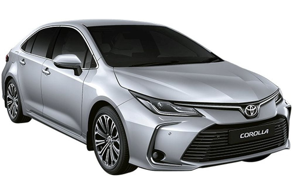 2019 Toyota Corolla Altis 1.8E Others 004