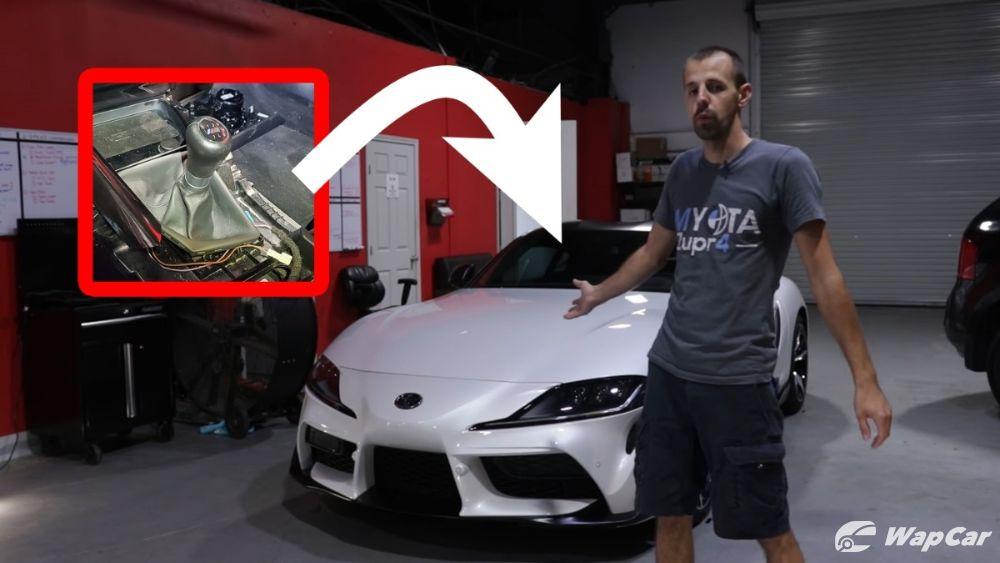 2020 Toyota Supra front