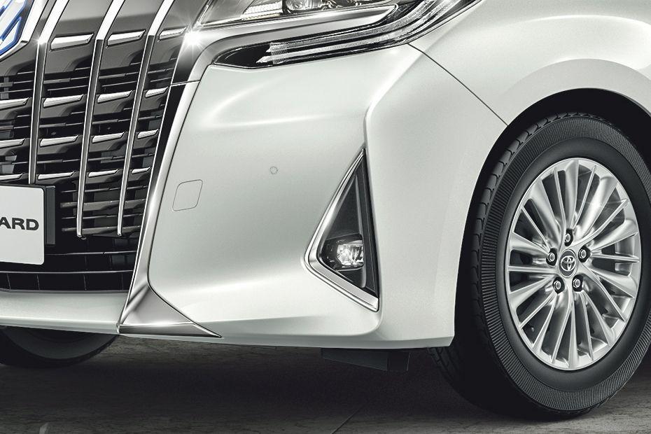 Toyota Alphard (2018) Exterior 006