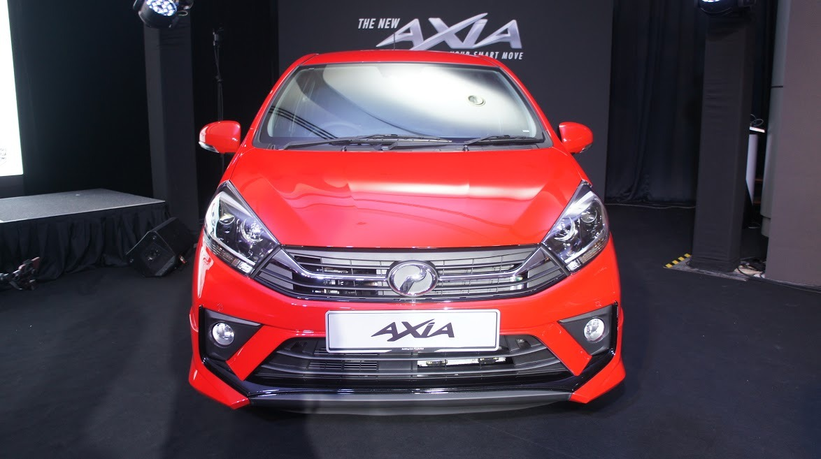 2019 Perodua Axia Advance 1.0 AT Others 003