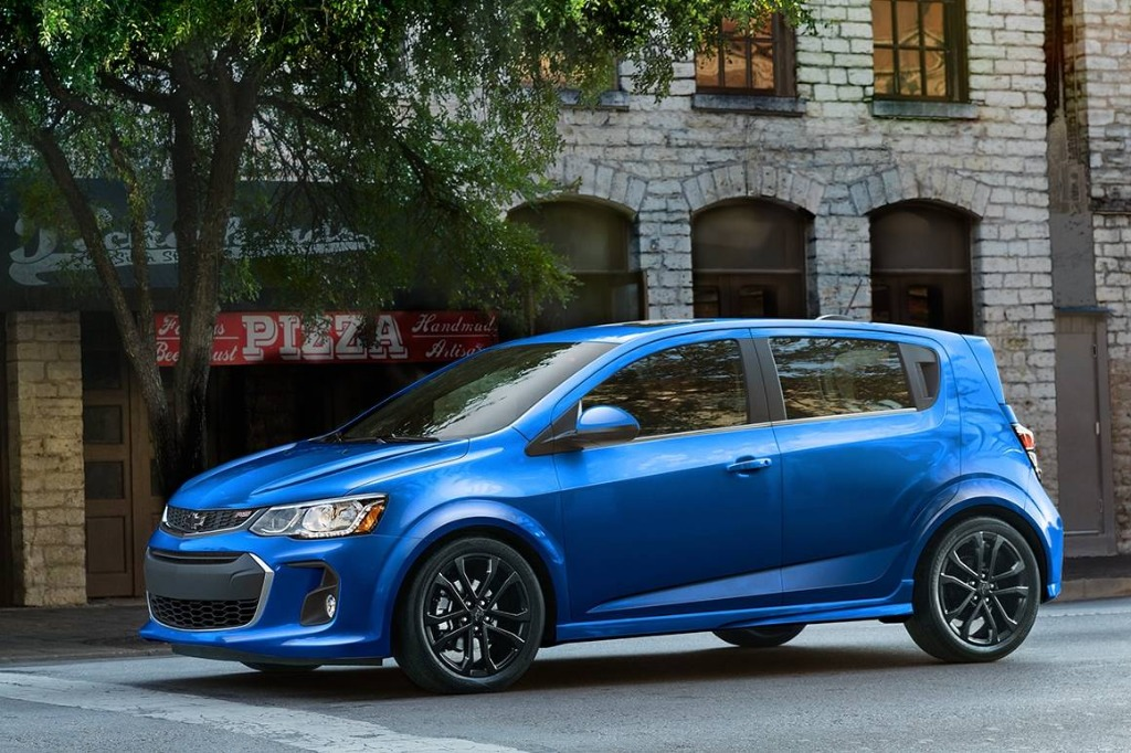 Chevrolet Sonic Sedan (2019) Others 005